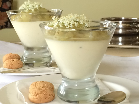 Seasonal Elderflower Recipes