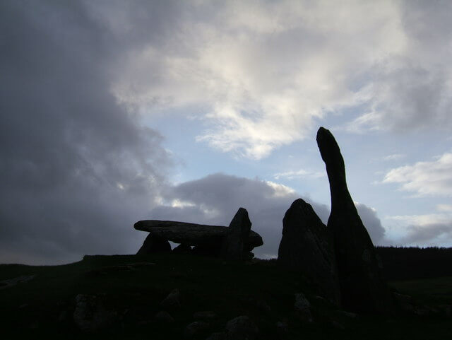 Cairnholy Dumfries and Galloway Scotland history sites tours