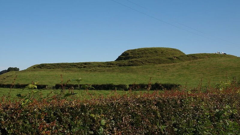 Motte of Urr Dumfries and Galloway